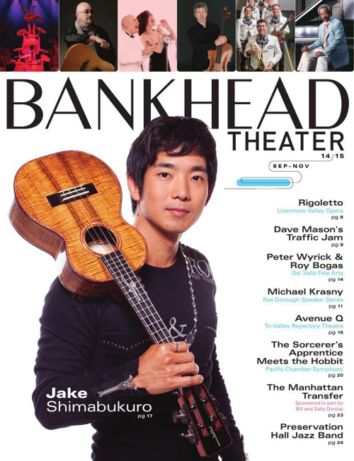 2014-15 Bankhead Theater Magazine September to November