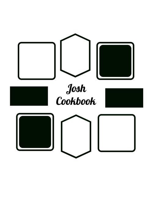 Joshua Spence cookbook