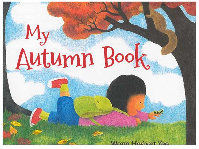 My Autumn Book - Brian Thomas