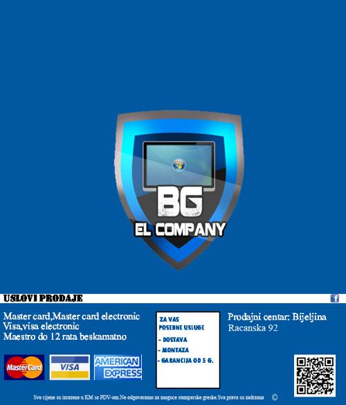 Katalog PZV BG EL.COMPANY