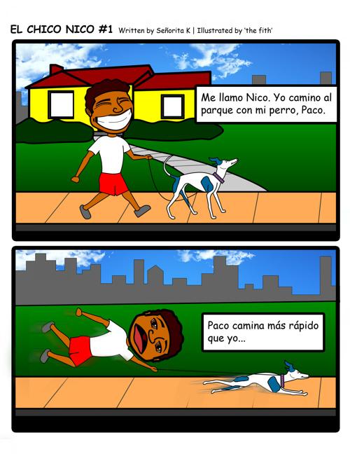 El Chico Nico #1