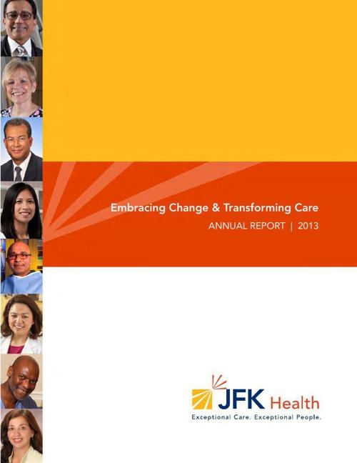 JFK Annual Report 2013