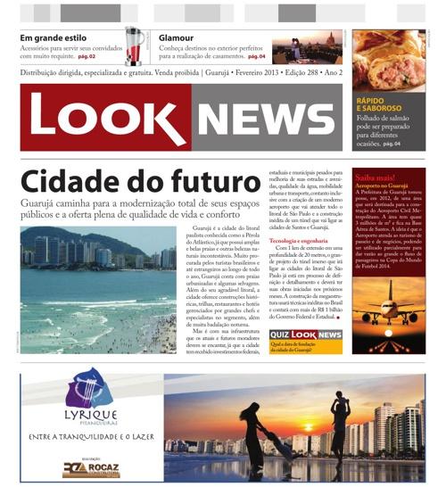 LOOK NEWS - LYRIQUE