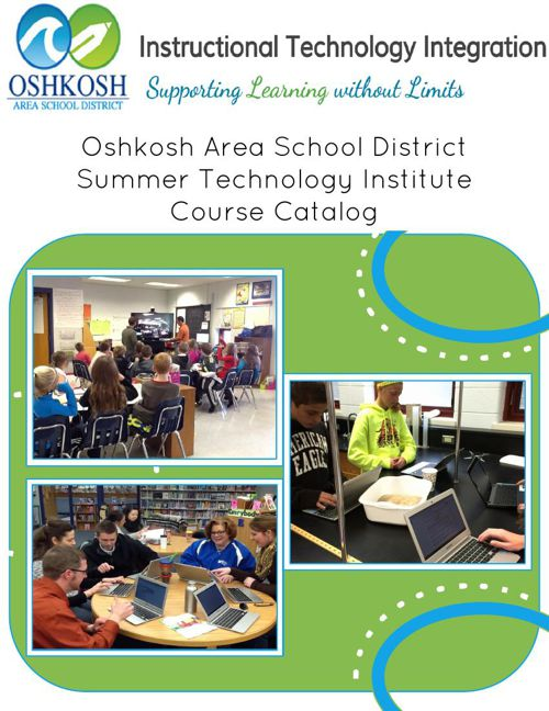 OASD Summer Technology Institute Course Catalog