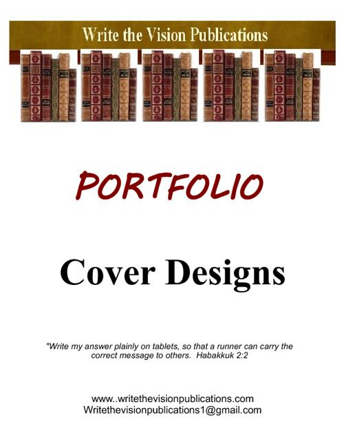 Portfolio-Cover Designs