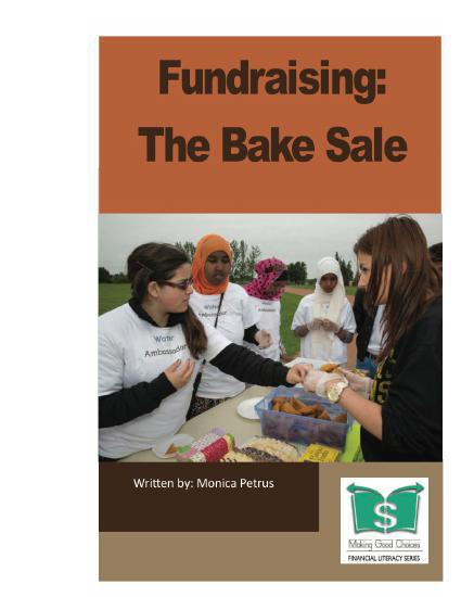 Fundraising: The Bake Sale