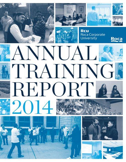 RCU-Annual-Trainning-Report-2014