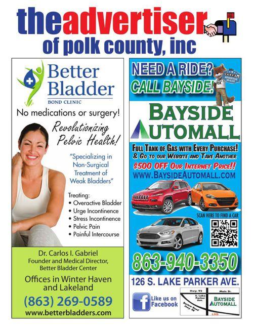 The Advertiser _Lakeland Issue April 2016