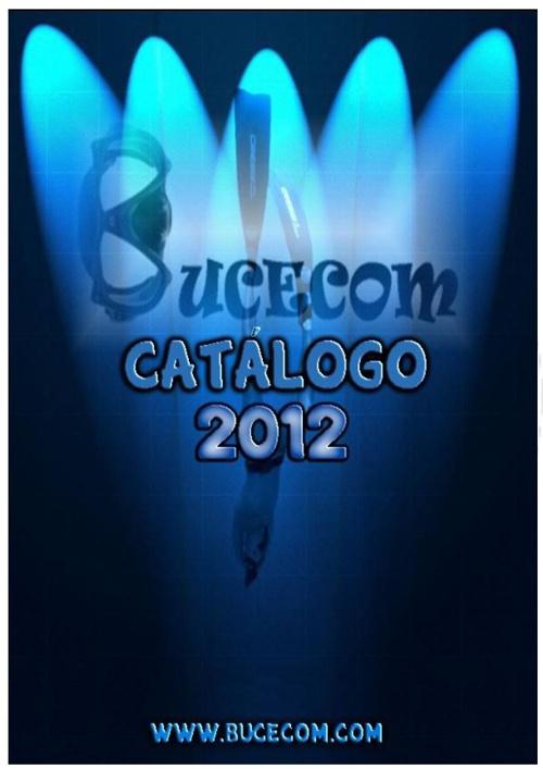 CATALOGO BUCECOM 2012
