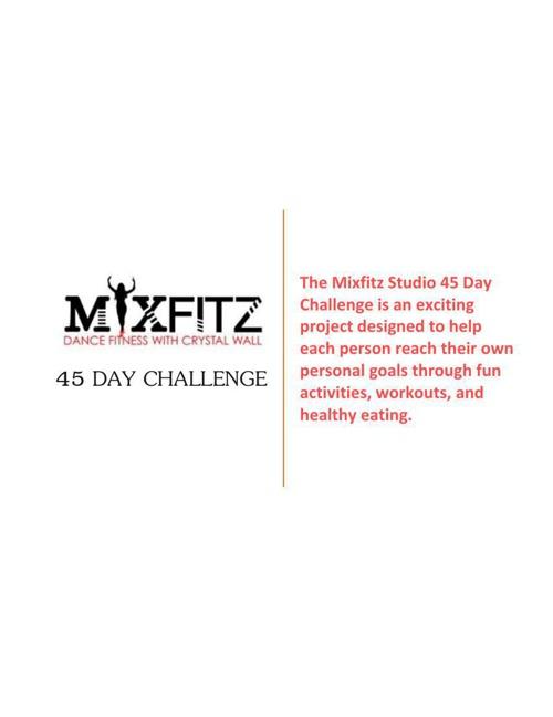 Mixfitz45daychallenge