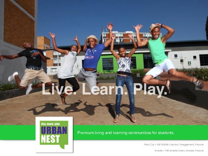 Urban Nest Student Living