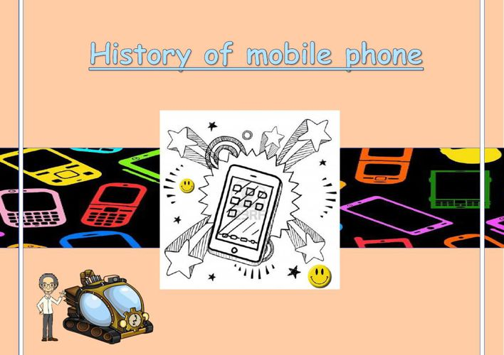 History of mobile phone