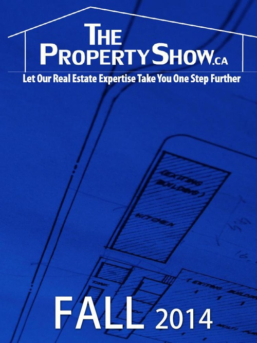 The Property Show Kit- F2014