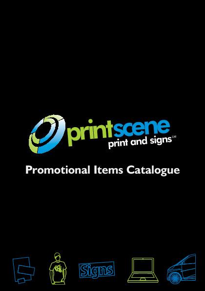 PrintScene Promotional Items