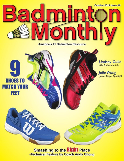 Badminton Monthly Issue #6