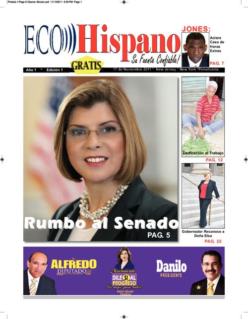 EcoHispano Primera Edición