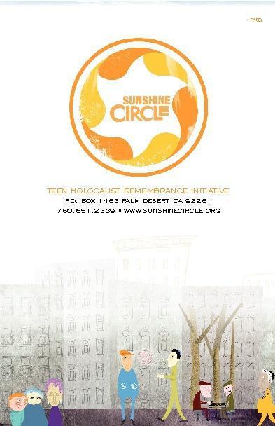 Sunshine Circle Brochure