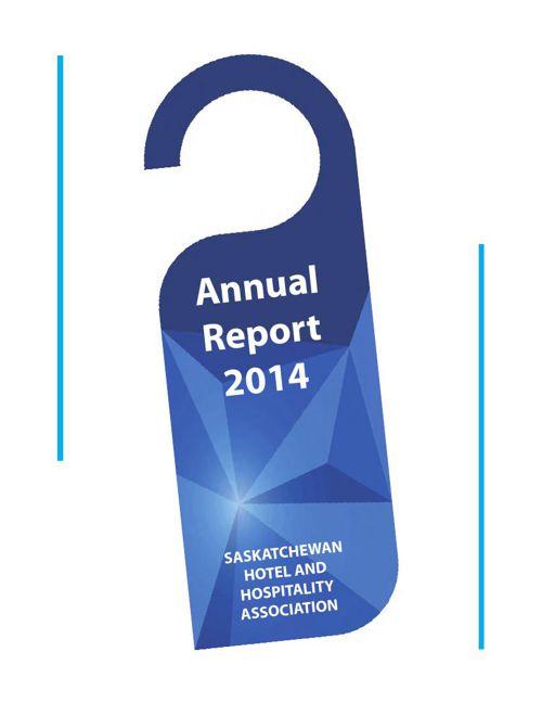 2014 Annual SHHA Report