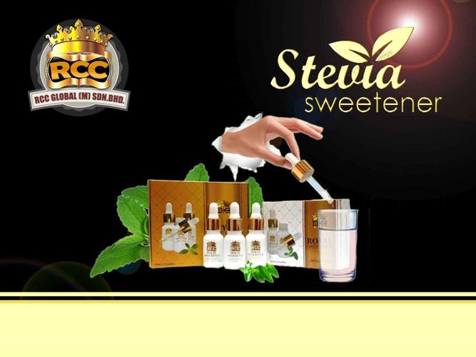 Sweetlicious Stevia