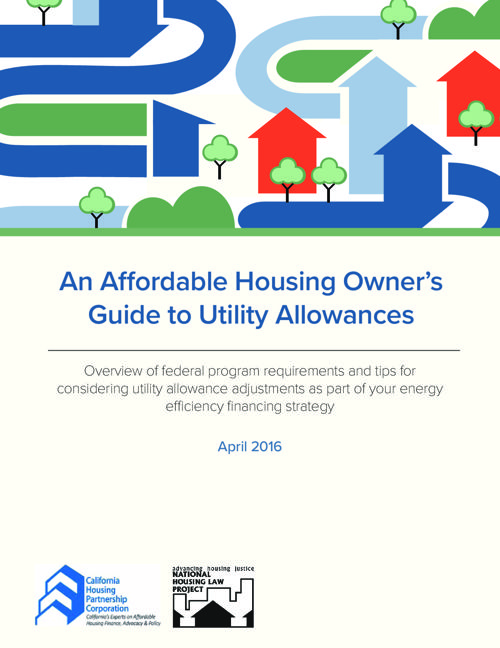 An Affordable Housing Owner's Guide to Utility Allowances