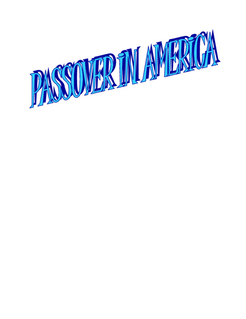 Passover in America