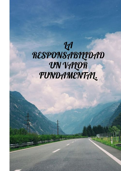 LA RESPONSABILIDAD