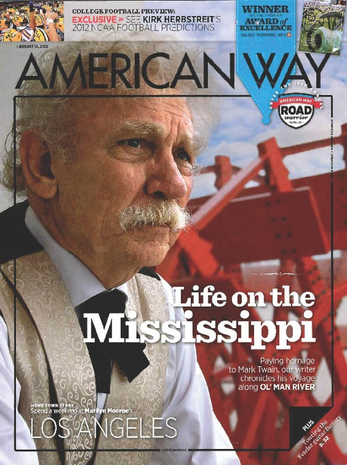 American Queen Story: American Way Magazine