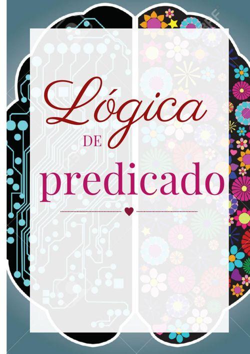 LOGICA DE PREDICADO