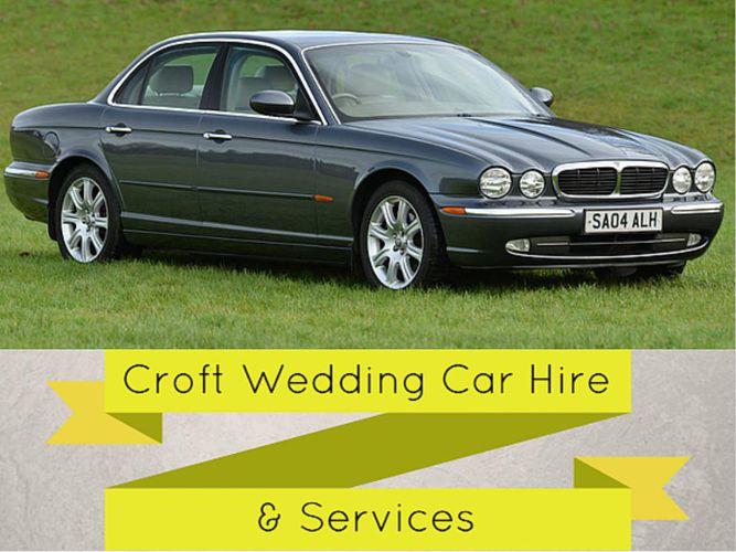 Croft Wedding Car Hire & Services Brochure