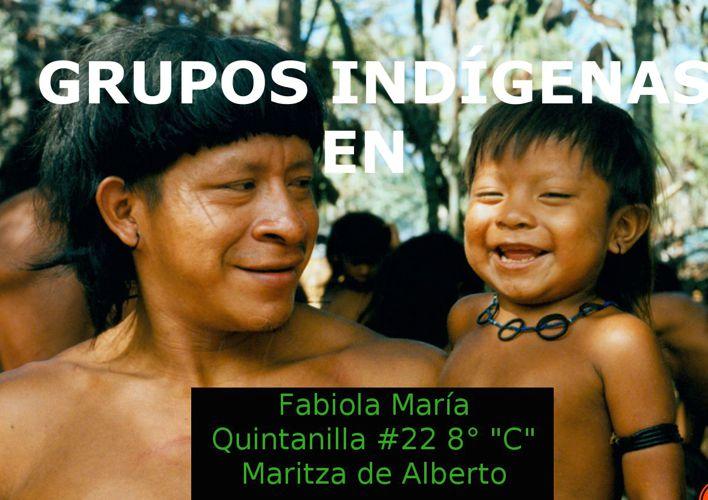 Grupos indígenas de El Salvador