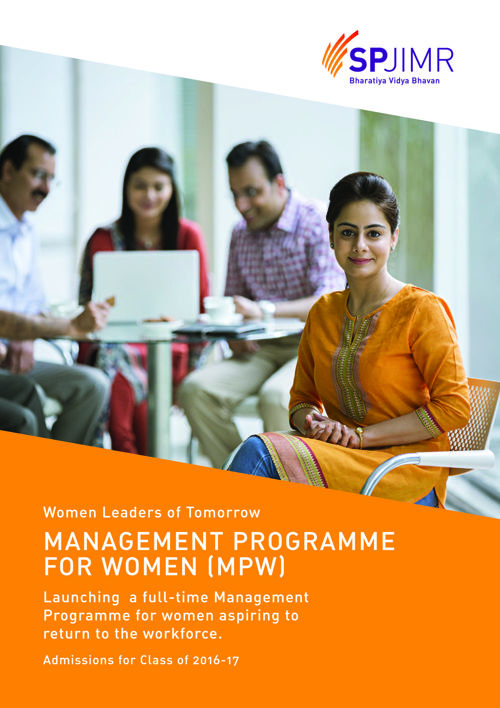 Management Program for Women (MPW)