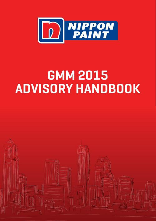 GMM 2015_Advisory Handbook