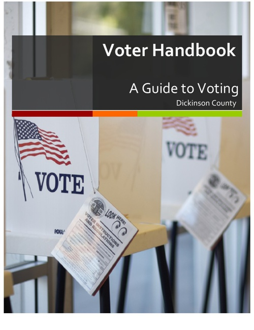Voter Handbook Ave