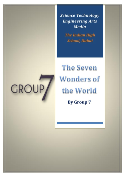 Project Report, Group 7