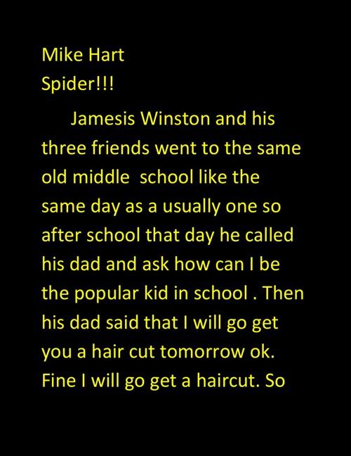 Spider!!!!!!