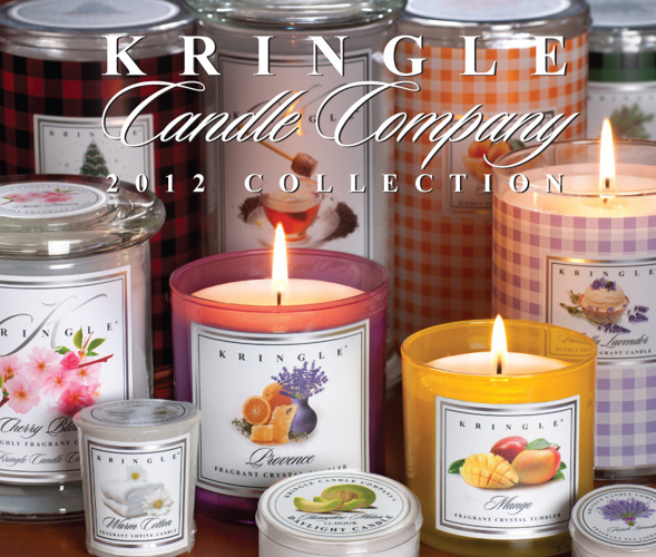 Kringle Candle Company 2012 Collection