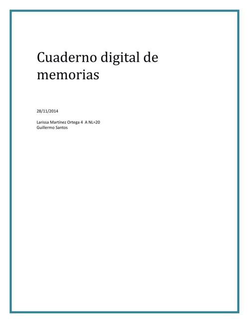 (400394855) Cuaderno digital de memorias