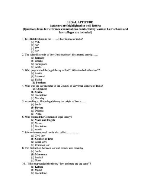CLAT-LEGAL-APTITUDE-Sample-Paper