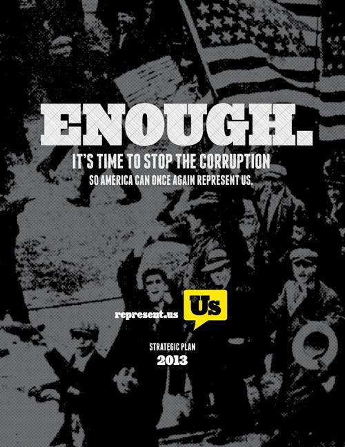 Represent.Us Plan 2013