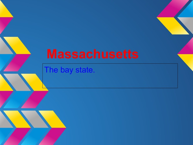 cool Massachusetts