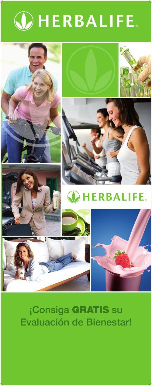 Catálogo Roll Up Herbalife