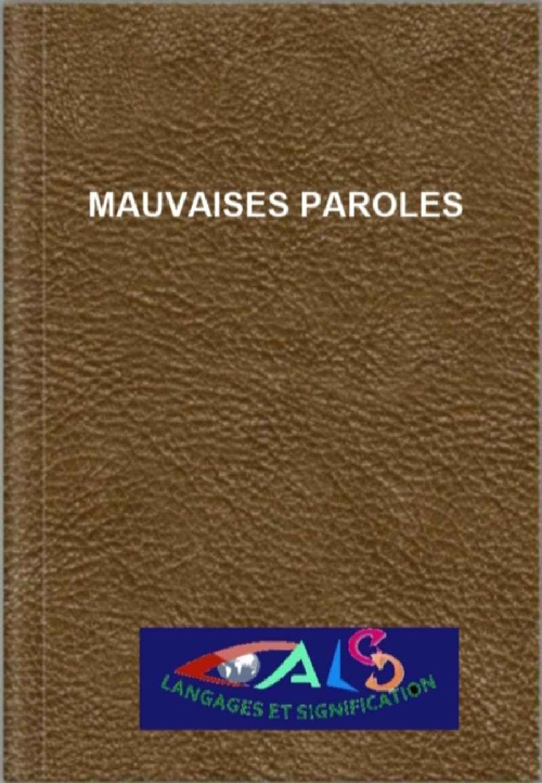Mauvaises Paroles