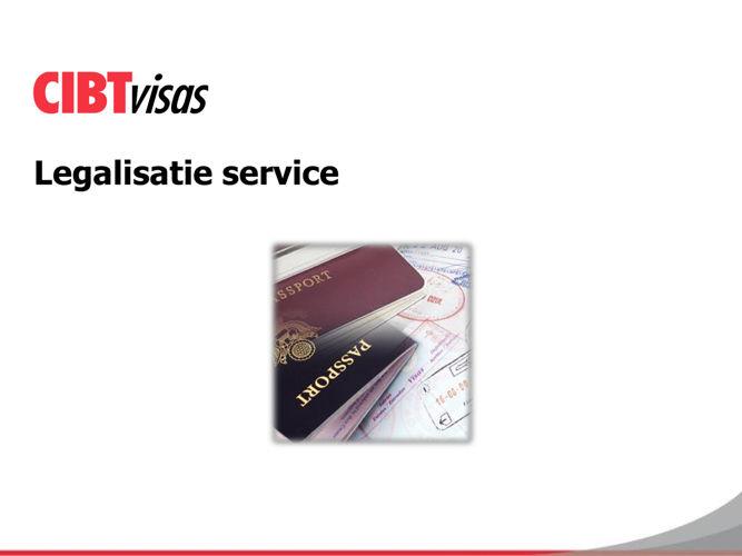 4. Legalisatie service - NL versie - July 2016