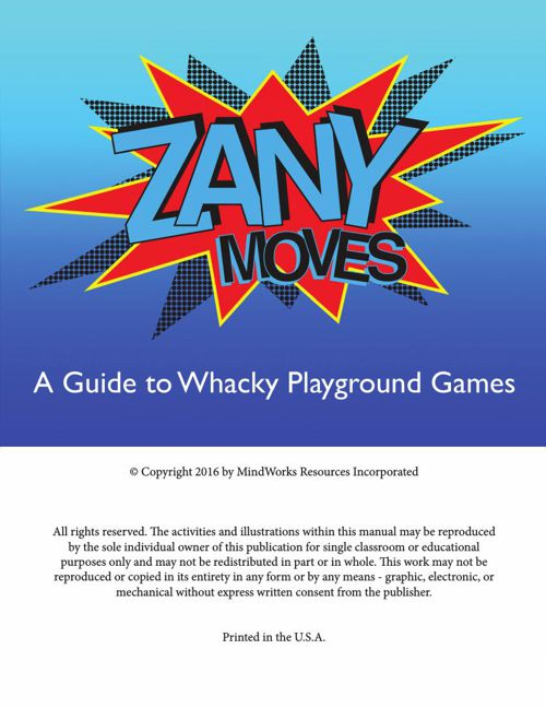 Zany Moves Sample
