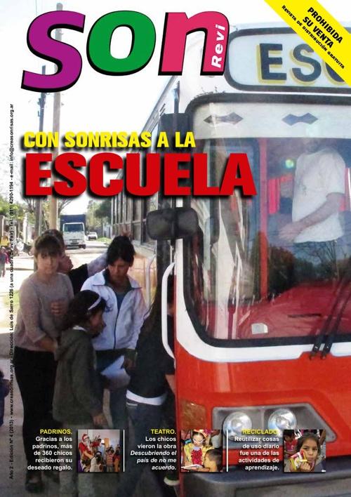 Revista SonRisas n°4