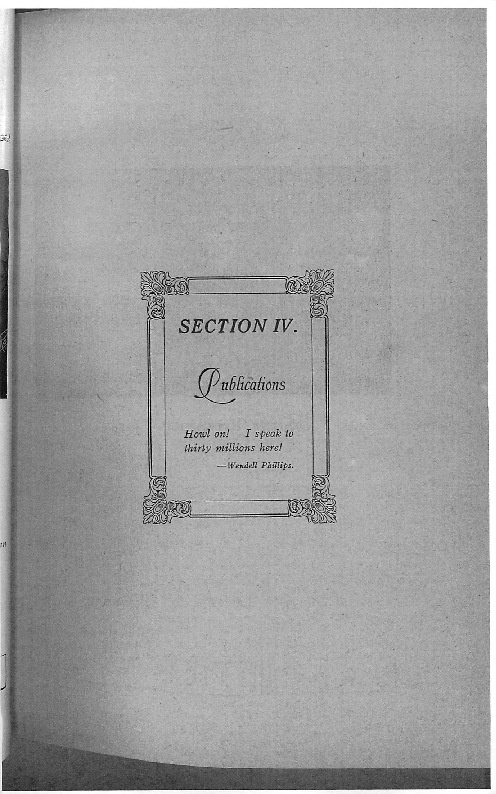 OHS 1916 Yearbook - Publications