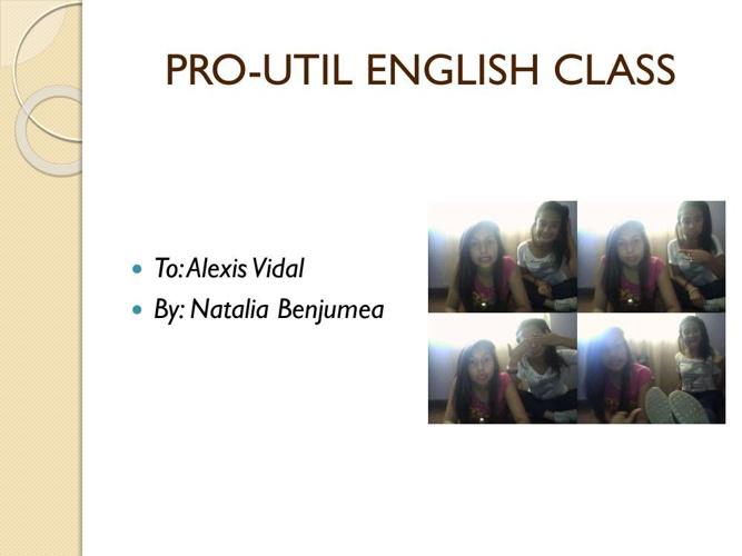 Basic Information Natalia Lopez