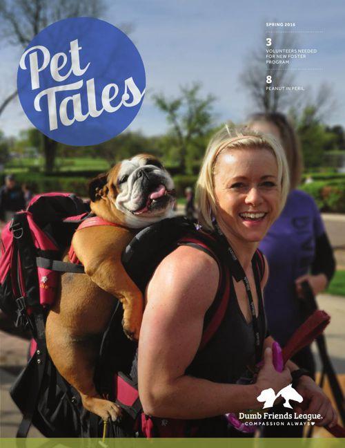 2016 Spring Pet Tales
