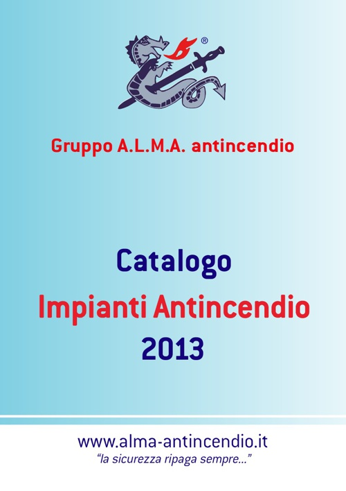 Catalogo Impianti Antincendio