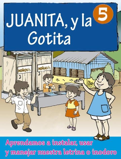 Juanita y la gotita no. 5 español